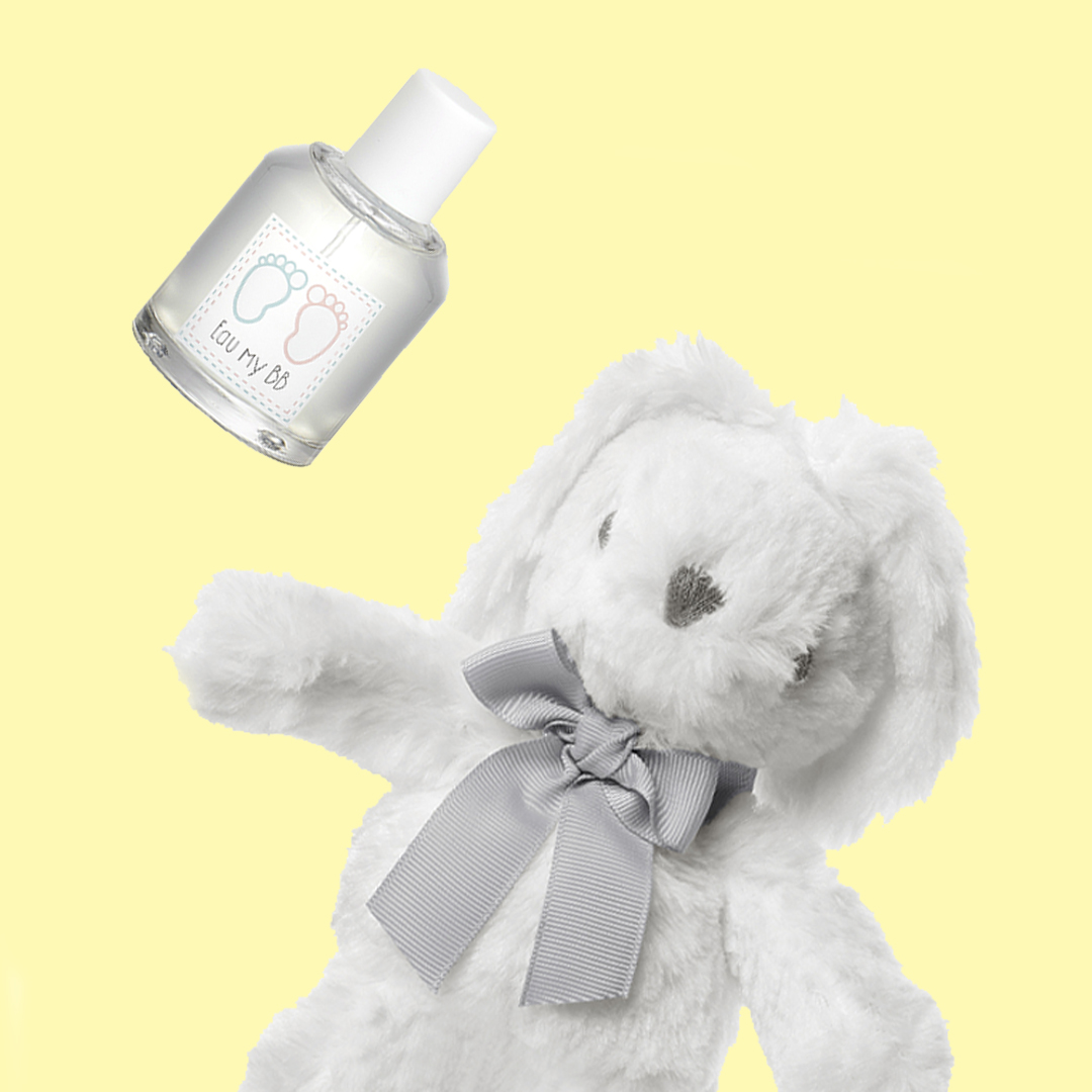 Gift Set with EDT & Plush Bunny