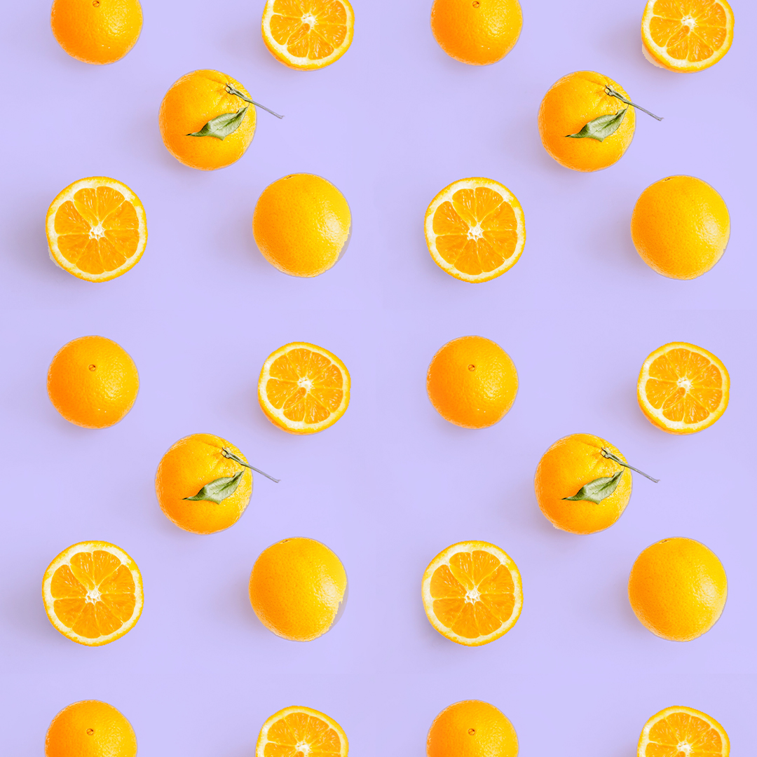 Orange - Top note