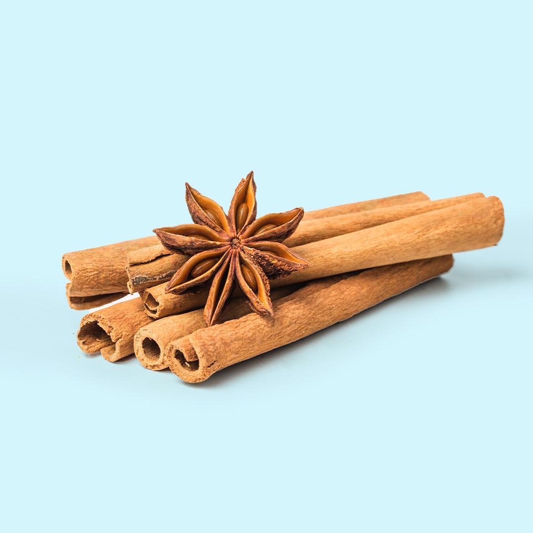 Cinnamon - Top note