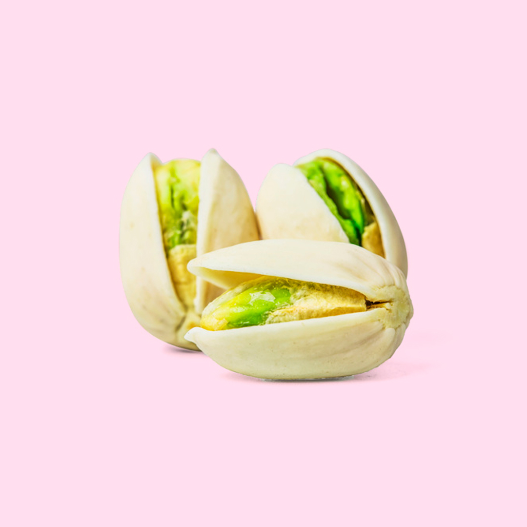 Pistachio - Heart note