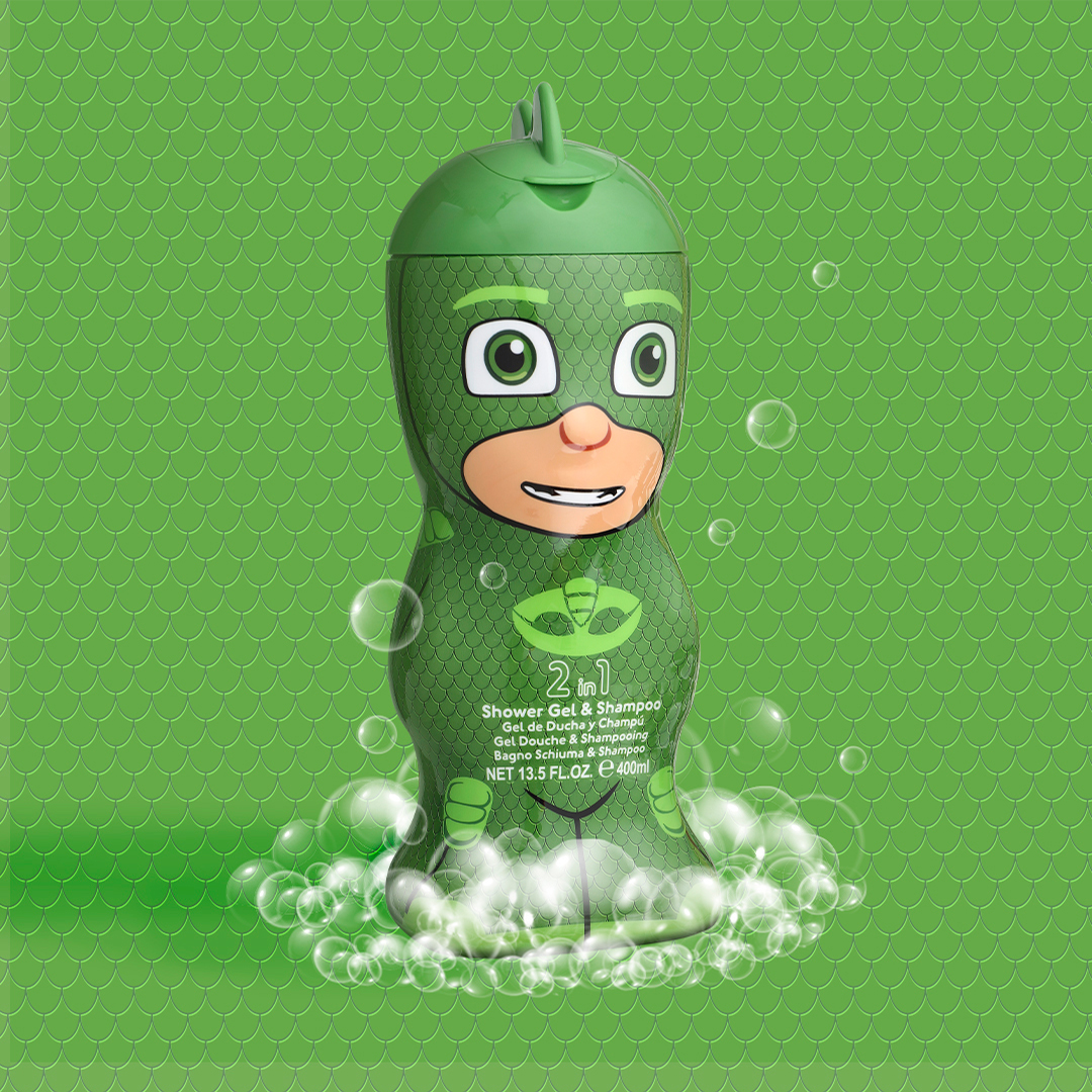 Gekko 2D Shower Gel & Shampoo