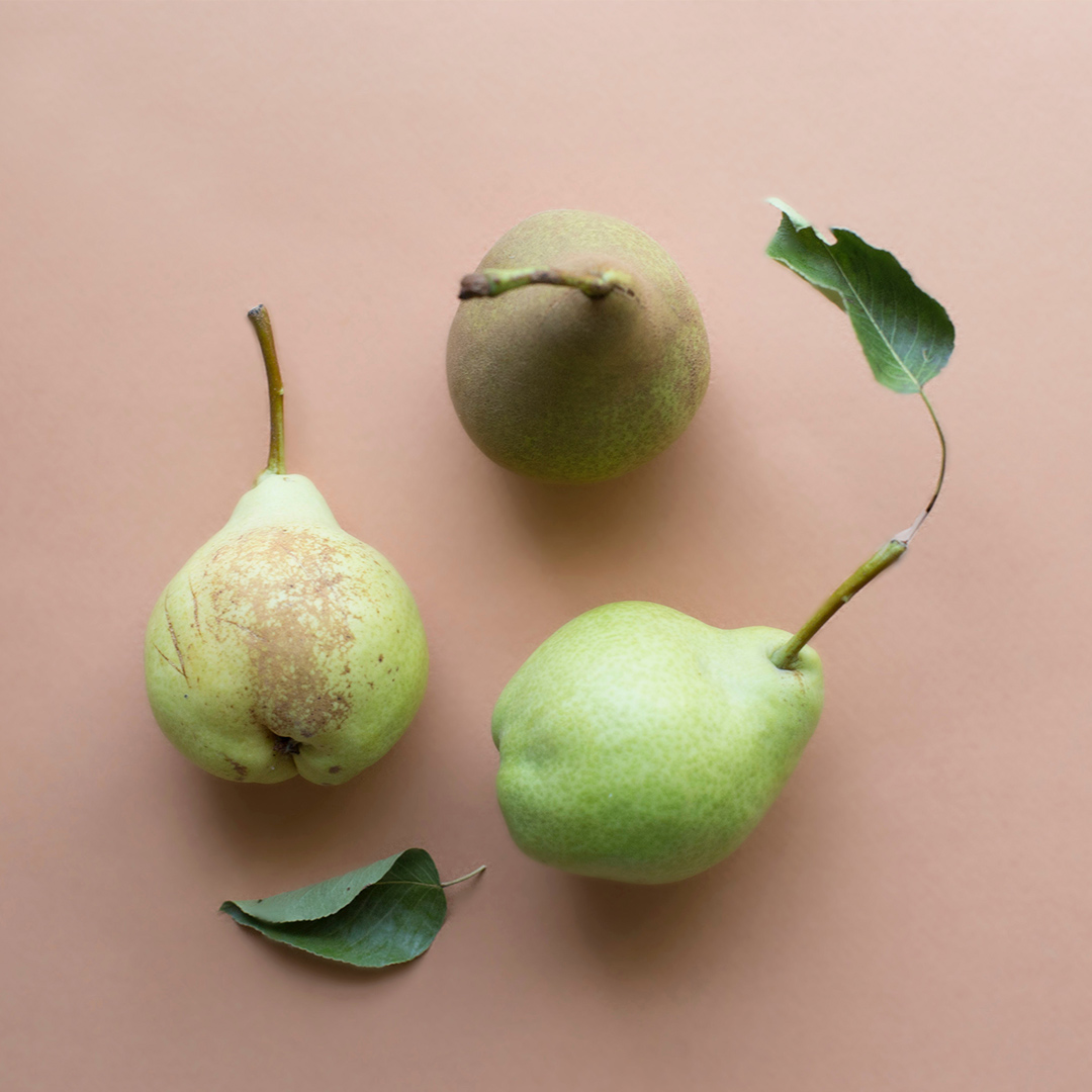 Pear - Top note