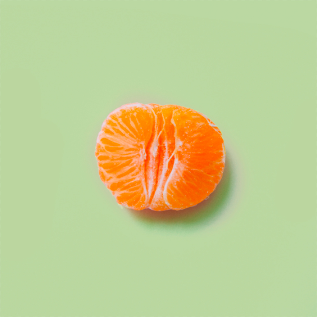 Tangerine - Top note