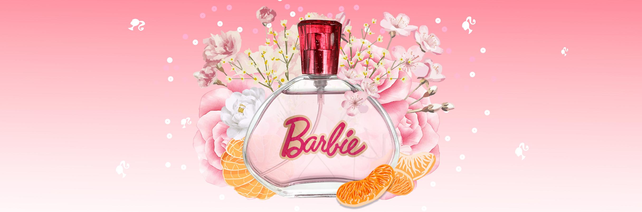 The Barbie fragrances