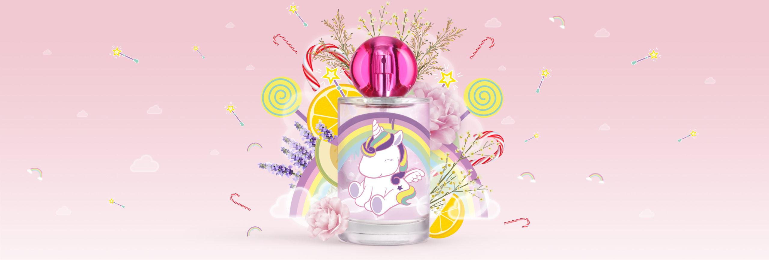 The Eau my Unicorn fragrances