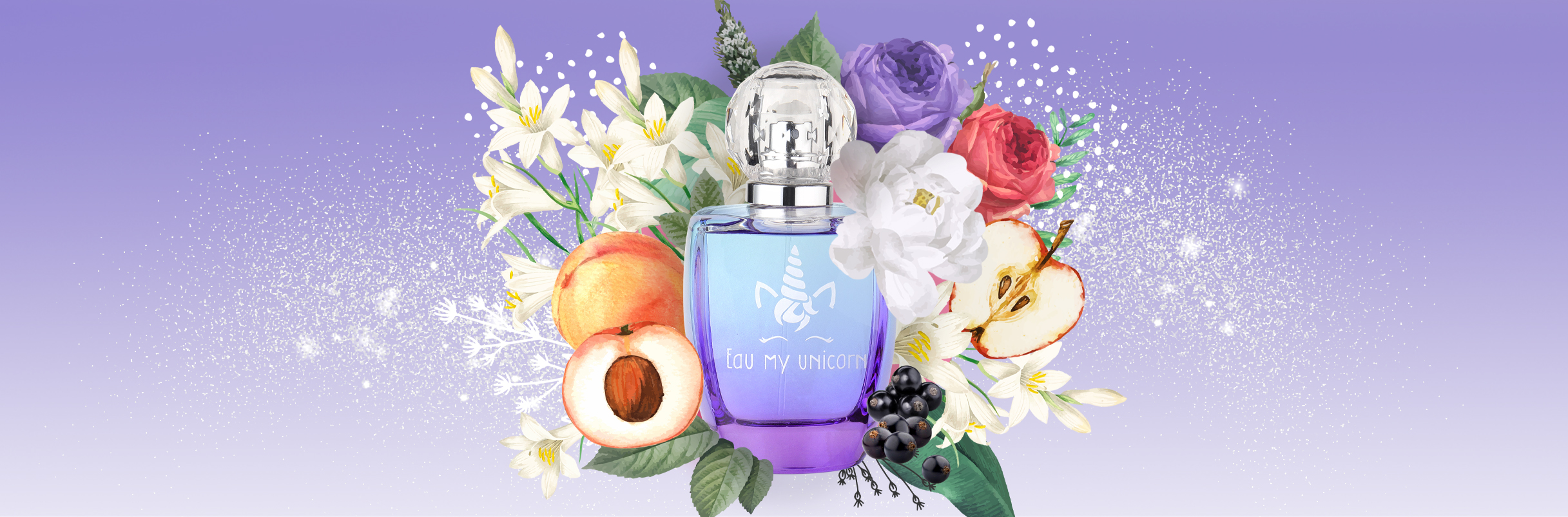 The Eau my Unicorn <br>Tween fragrances