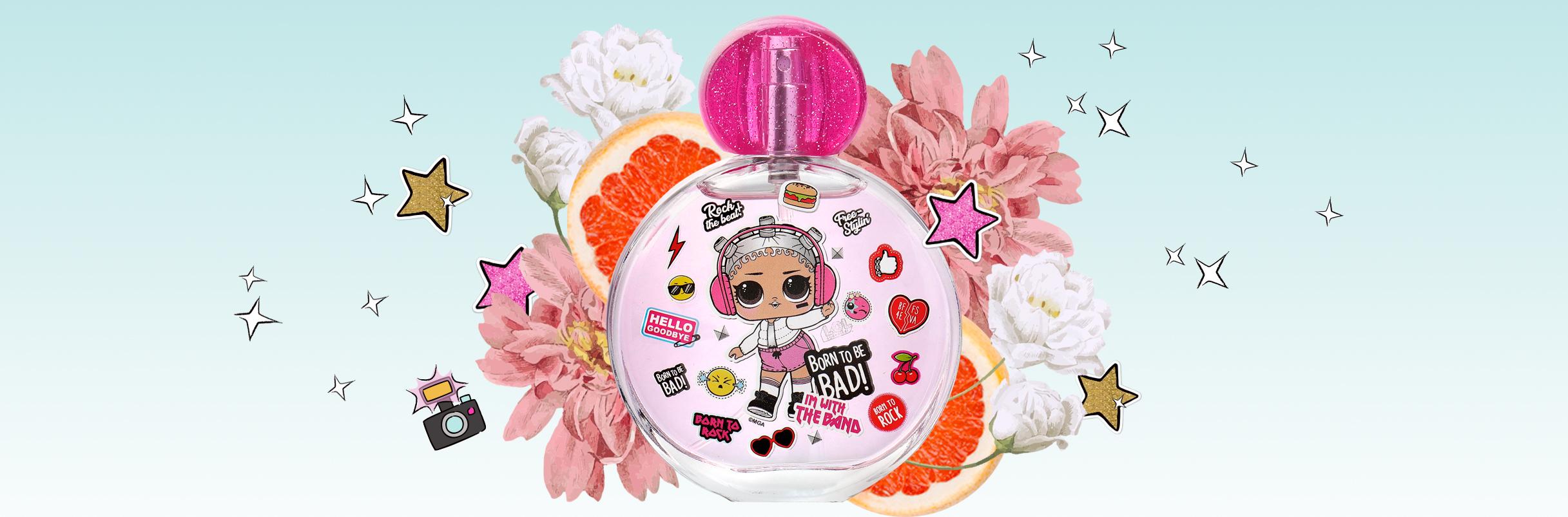 The LOL fragrances