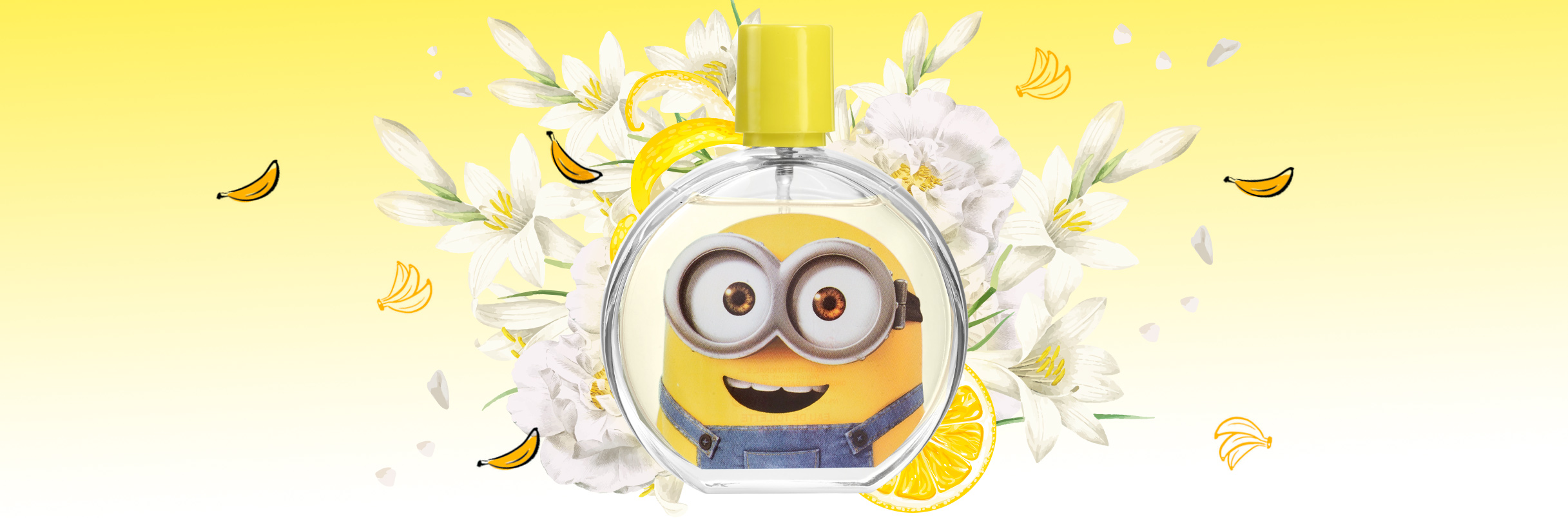 The Minions fragrances