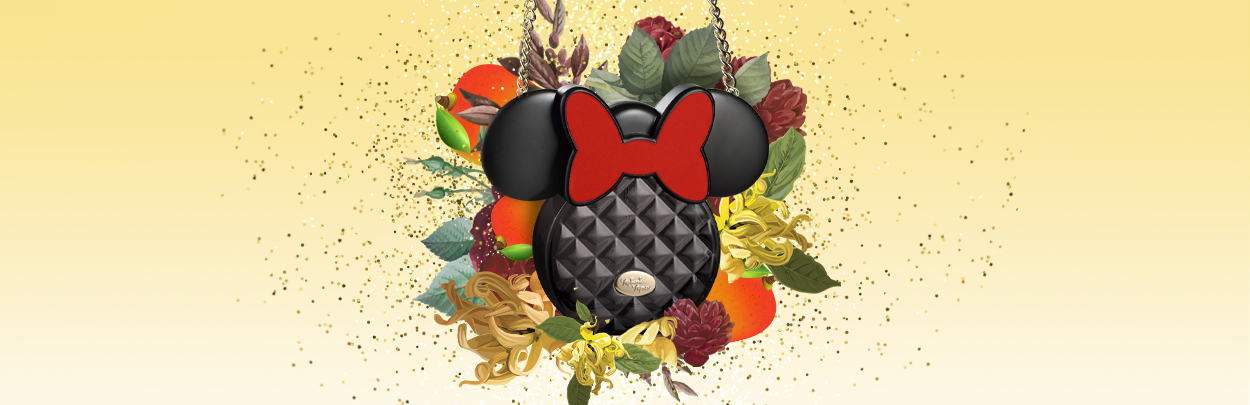 The Minnie Mouse Tween fragrances