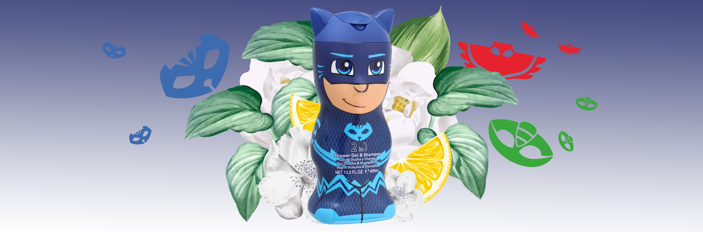 The PJ Masks fragrances