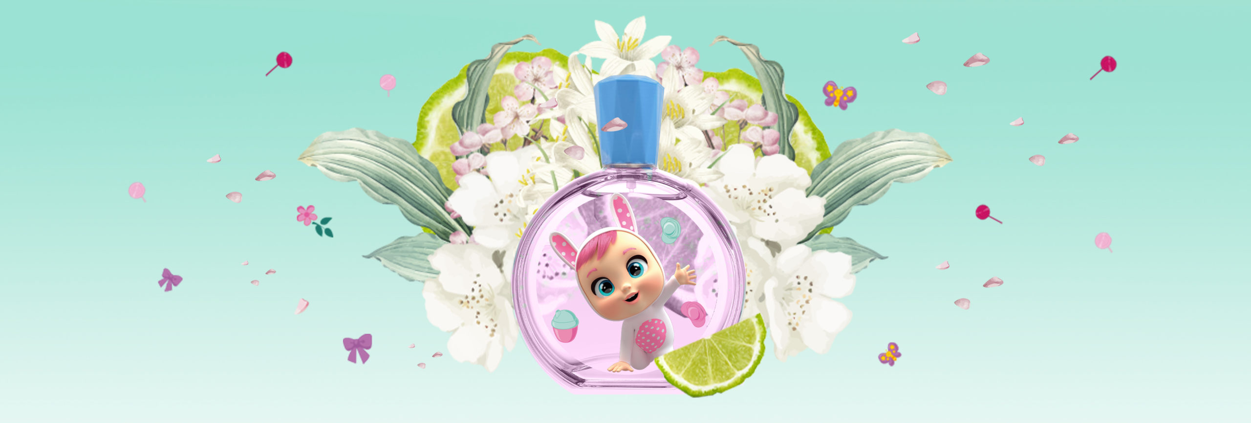 The Cry Babies fragrances