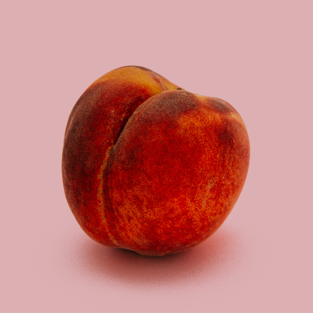 Peach - Heart note