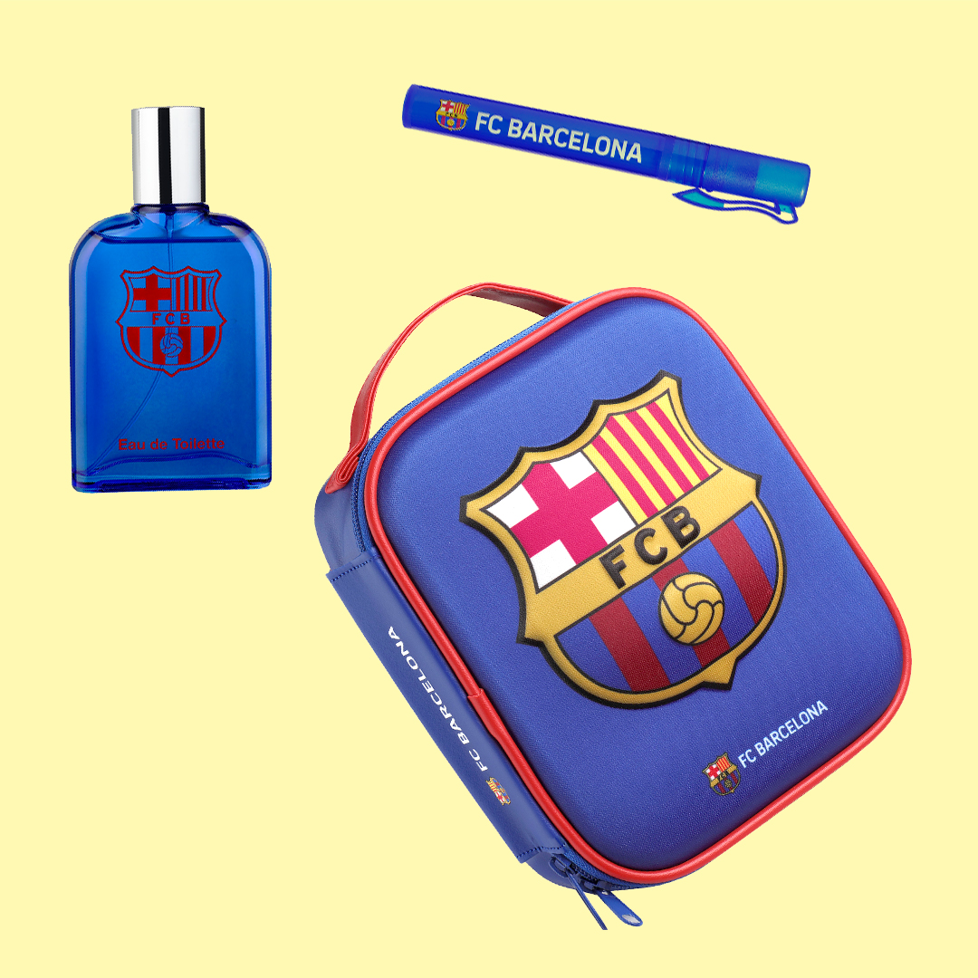 Zip case with EDT & Perfume pen