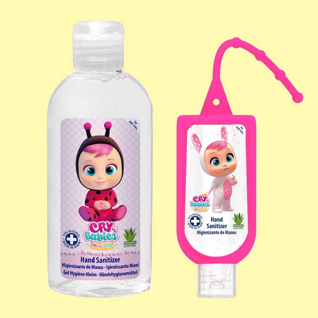Higienizante 100 ml y 60 ml